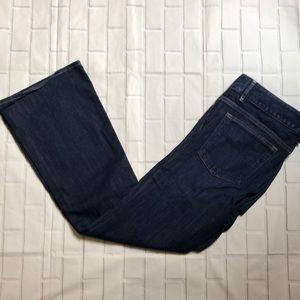 GAP 1969 Perfect Boot Denim Jeans